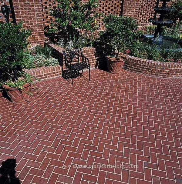 Clay Pavers Terracotta Collection Garden Design